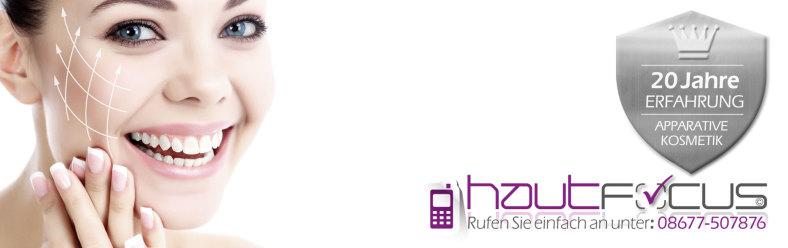 Ganzheitliches Kosmetikstudio Burghausen Bayern / Kosmetik hautFOCUS: Ihr Profi wenn's um Ihre Haut geht!