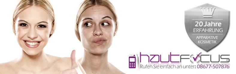 Hautprobleme Burghausen Bayern / Kosmetikstudio hautFOCUS: Dermokosmetik bietet gezielte Lösungen.