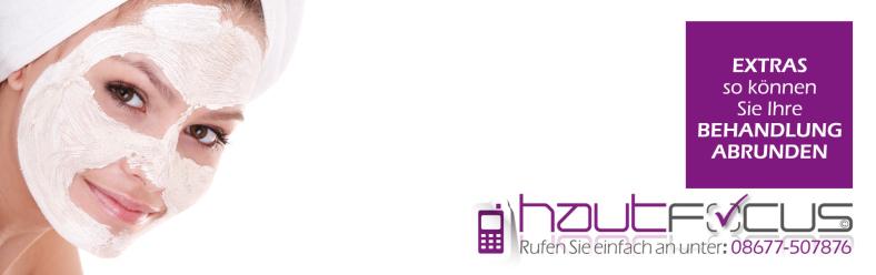 Augenbrauen Burghausen Bayern / Kosmetikstudio hautFOCUS: Augenbrauen zupfen ist bei mir während einer Behandlung immer kostenlos.