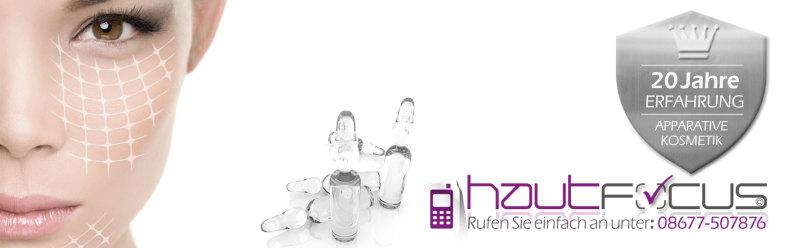 Kosmetik Burghausen Bayern / Kosmetikstudio hautFOCUS: Ich berate ehrlich, kompetent und zielorientiert.
