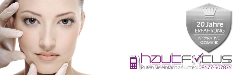 Dermokosmetik Burghausen Bayern / Kosmetikstudio hautFOCUS: Hautpflege nah an der Grenze zur Medizin.