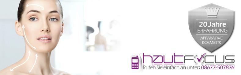 Pre Age Burghausen Bayern / Kosmetikstudio hautFOCUS: Alt werden, aber nicht älter aussehen.